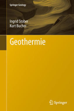 Stober, Ingrid - Geothermie, ebook