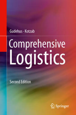 Gudehus, Timm - Comprehensive Logistics, ebook