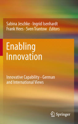 Jeschke, Sabina - Enabling Innovation, e-kirja