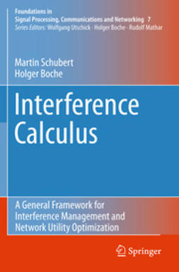 Schubert, Martin - Interference Calculus, ebook