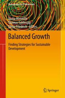 Mennillo, Giulia - Balanced Growth, ebook