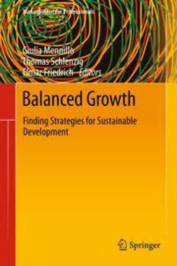 Mennillo, Giulia - Balanced Growth, e-kirja