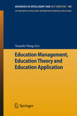 Wang, Yuanzhi - Education Management, Education Theory and Education Application, e-bok