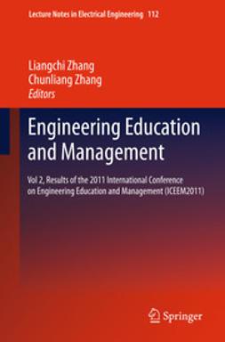 Zhang, Liangchi - Engineering Education and Management, e-kirja