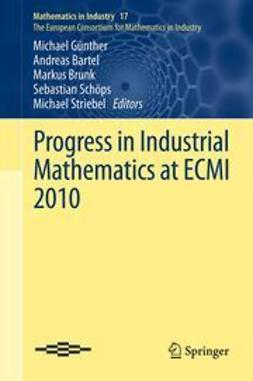 Günther, Michael - Progress in Industrial Mathematics at ECMI 2010, ebook
