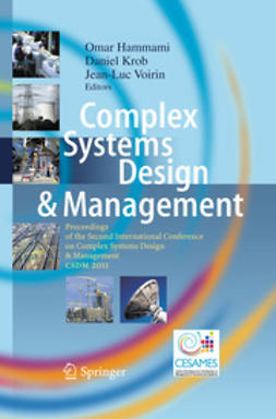 Hammami, Omar - Complex Systems Design & Management, ebook