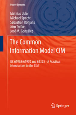 Uslar, Mathias - The Common Information Model CIM, ebook