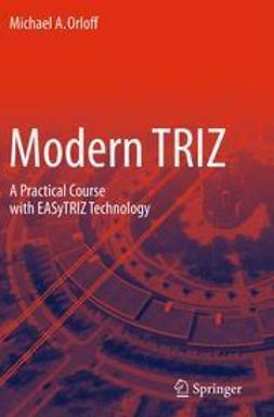 Orloff, Michael A. - Modern TRIZ, ebook