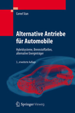 Stan, Cornel - Alternative Antriebe für Automobile, ebook