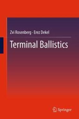 Rosenberg, Zvi - Terminal Ballistics, ebook