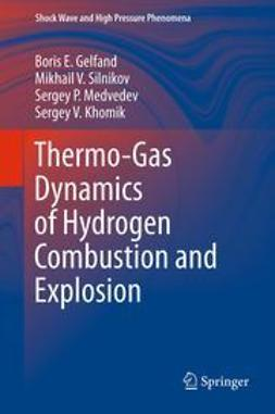 Gelfand, Boris E. - Thermo-Gas Dynamics of Hydrogen Combustion and Explosion, ebook