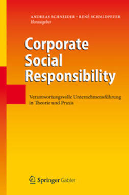 Schneider, Andreas - Corporate Social Responsibility, ebook