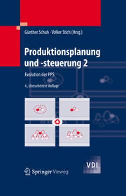 Schuh, Günther - Produktionsplanung und -steuerung 2, e-kirja