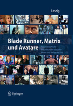 Laszig, Parfen - Blade Runner, Matrix und Avatare, ebook