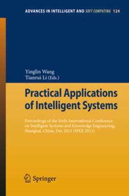 Wang, Yinglin - Practical Applications of Intelligent Systems, e-kirja
