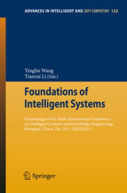 Wang, Yinglin - Foundations of Intelligent Systems, ebook