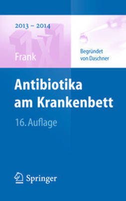 Frank, Uwe - Antibiotika am Krankenbett, ebook