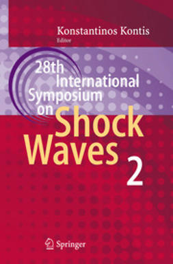 Kontis, Konstantinos - 28th International Symposium on Shock Waves, e-bok