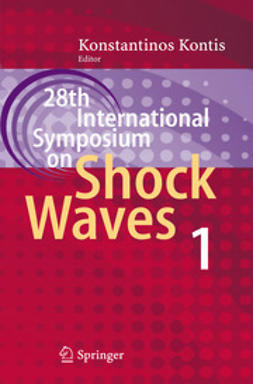 Kontis, Konstantinos - 28th International Symposium on Shock Waves, e-kirja