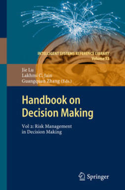 Lu, Jie - Handbook on Decision Making, ebook