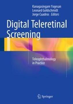 Yogesan, Kanagasingam - Digital Teleretinal Screening, ebook