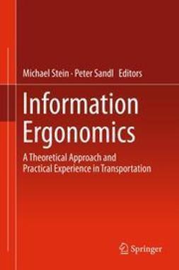 Stein, Michael - Information Ergonomics, ebook