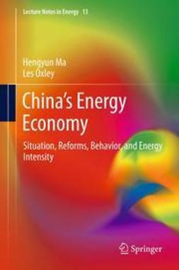 Ma, Hengyun - China's Energy Economy, ebook