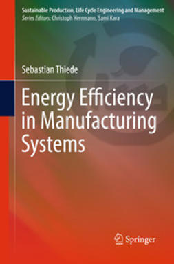 Thiede, Sebastian - Energy Efficiency in Manufacturing Systems, ebook
