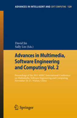 Jin, David - Advances in Multimedia, Software Engineering and Computing Vol.2, ebook