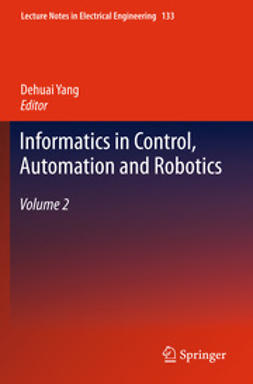 Yang, Dehuai - Informatics in Control, Automation and Robotics, e-kirja
