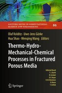 Kolditz, Olaf - Thermo-Hydro-Mechanical-Chemical Processes in Porous Media, ebook