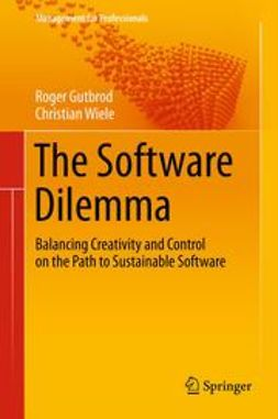 Gutbrod, Roger - The Software Dilemma, ebook