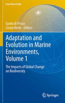 Prisco, Guido di - Adaptation and Evolution in Marine Environments, Volume 1, ebook