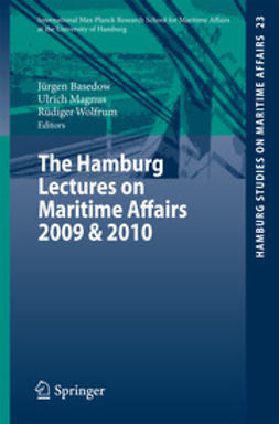 Basedow, Jürgen - The Hamburg Lectures on Maritime Affairs 2009 & 2010, ebook