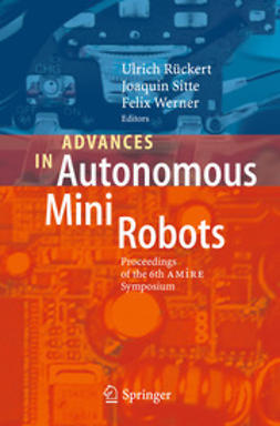 Rückert, Ulrich - Advances in Autonomous Mini Robots, ebook