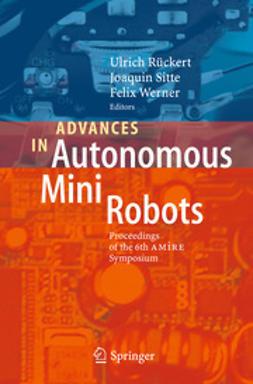 Advances in Autonomous Mini Robots