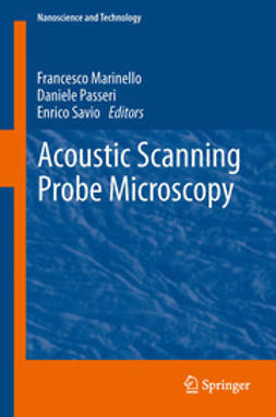 Marinello, Francesco - Acoustic Scanning Probe Microscopy, e-bok