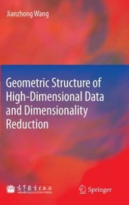 Wang, Jianzhong - Geometric Structure of High-Dimensional Data and Dimensionality Reduction, e-kirja