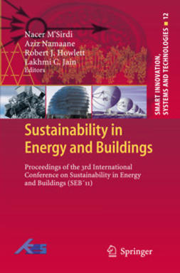 M'Sirdi, Nacer - Sustainability in Energy and Buildings, ebook