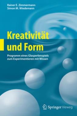 Zimmermann, Rainer E. - Kreativität und Form, ebook