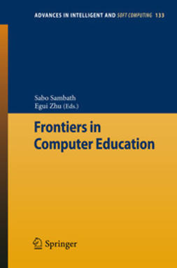 Sambath, Sabo - Frontiers in Computer Education, ebook