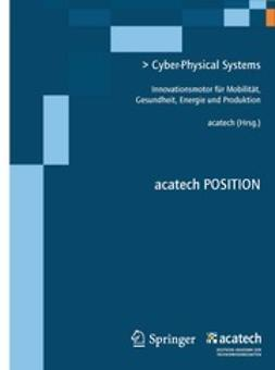 - Cyber-Physical Systems, ebook