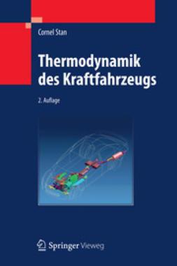Stan, Cornel - Thermodynamik des Kraftfahrzeugs, ebook