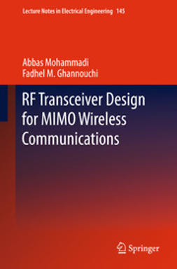 Mohammadi, Abbas - RF Transceiver Design for MIMO Wireless Communications, ebook