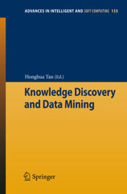 Tan, Honghua - Knowledge Discovery and Data Mining, ebook