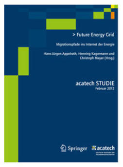 Appelrath, Hans-Jürgen - Future Energy Grid, ebook