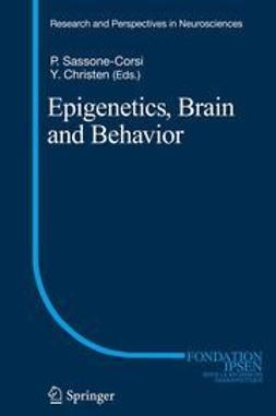 Corsi, Paolo Sassone - Epigenetics, Brain and Behavior, e-bok