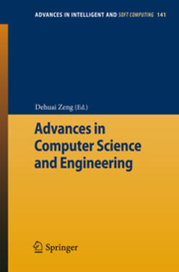 Zeng, Dehuai - Advances in Computer Science and Engineering, ebook