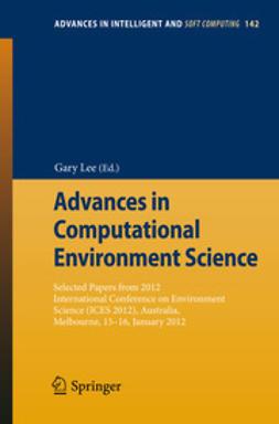 Lee, Gary - Advances in Computational Environment Science, e-kirja