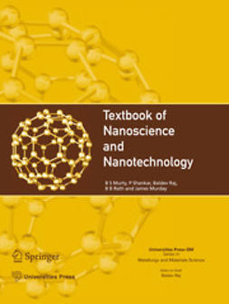 Murty, B.S. - Textbook of Nanoscience and Nanotechnology, e-bok